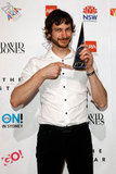 Gotye looked very pleased backstage after the 2012 ARIA Awards on November 29 — no wonder, considering he scooped up four of the awards!