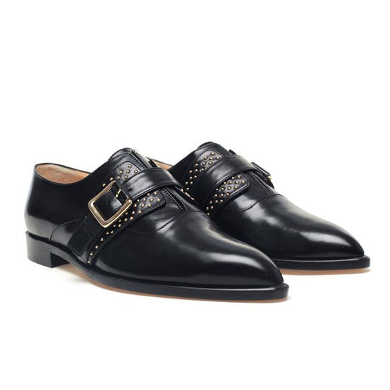 Brogues, approx $650, Bionda Castana at Browns London