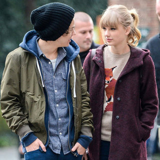 Taylor Swift and Harry Styles Pictures