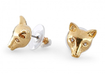 You could go the gold stud route, or you could opt for something a little funkier — we're talking the kind of funky embodied by C. Wonder's Fox Crystal-Encrusted Stud Earrings ($38). They're sleek, subtle, and really cute.