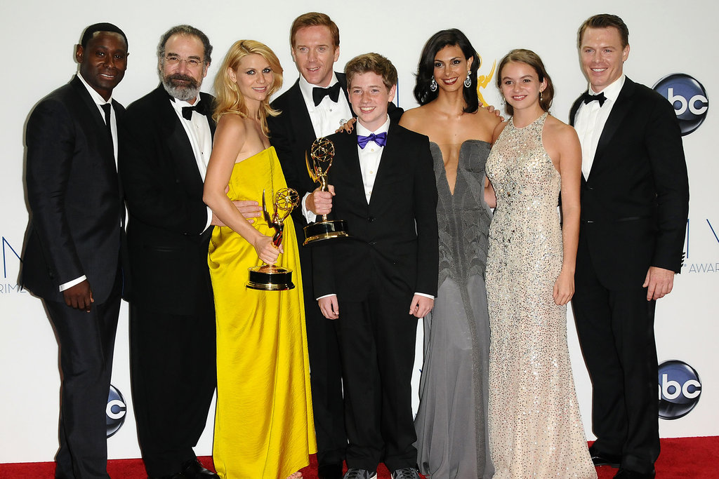 Homeland Dominates at the Emmys