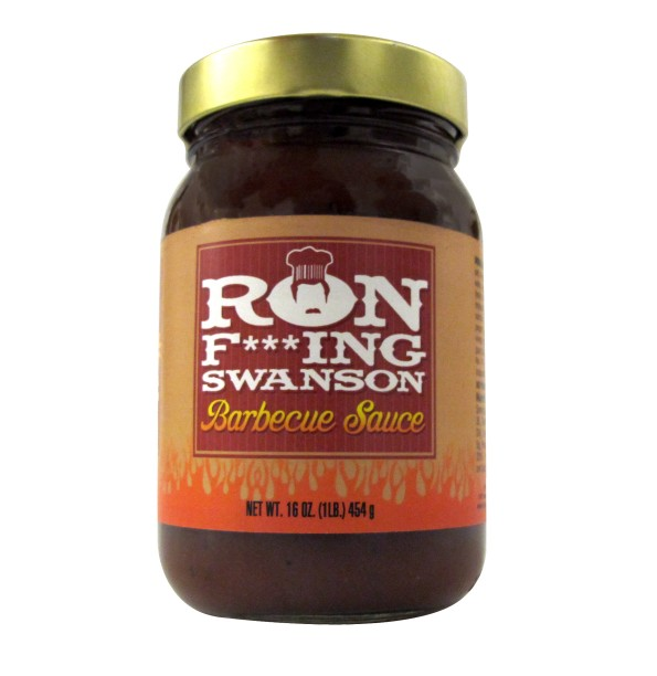 Parks and Recreation Ron F***ing Swanson Barbecue Sauce ($15)