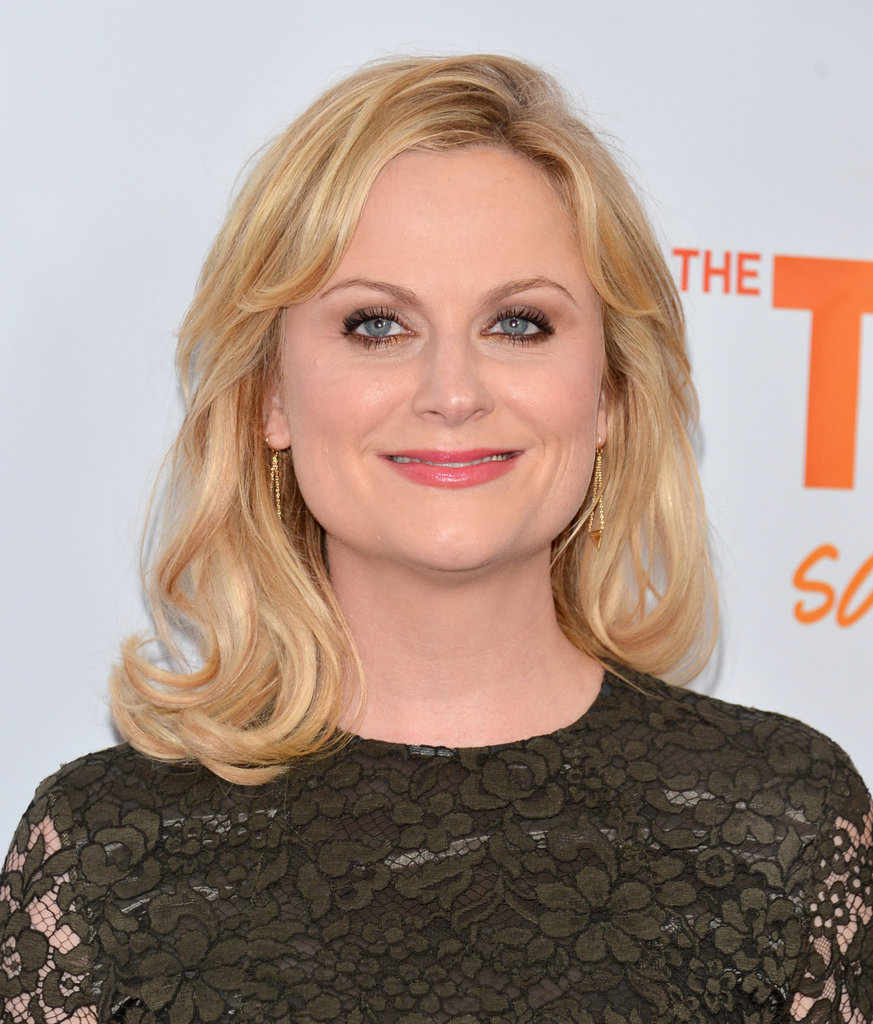 Amy Poehler stepped out for the Trevor Live beenfit in LA.