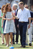 In July 2012, The Duke and Duchess of Cambridge visited Bacon's College.