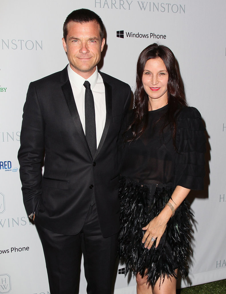 Jason Bateman and Amanda Anka welcomed daughter Maple Bateman in February.