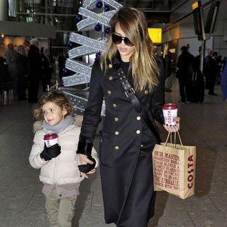 Jessica Alba in London | Pictures