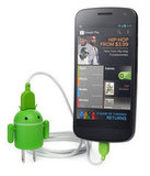 Andru — Android Robot USB Charger