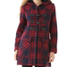 How cool is this preppy-chic Dolce Vita Timia Plaid Coat ($154, originally $220)?