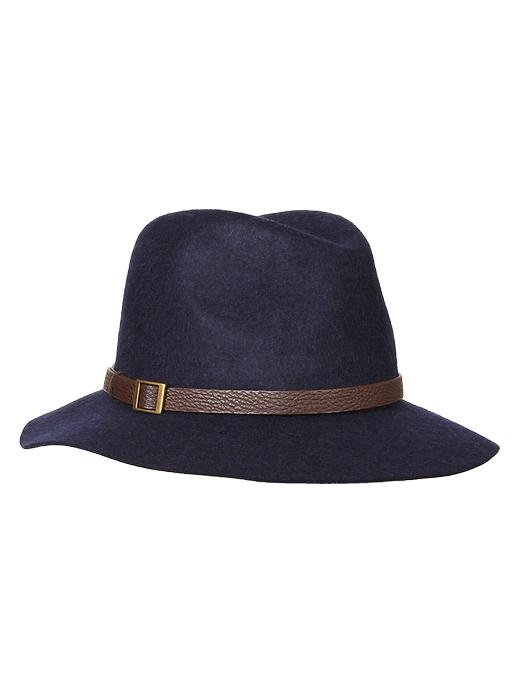 I'm not typically a hat person, so I'm not out to make a real investment — just have some fun. Can you believe this Gap Wide Brim Fedora is just $30?! — Hannah Weil, associate editor