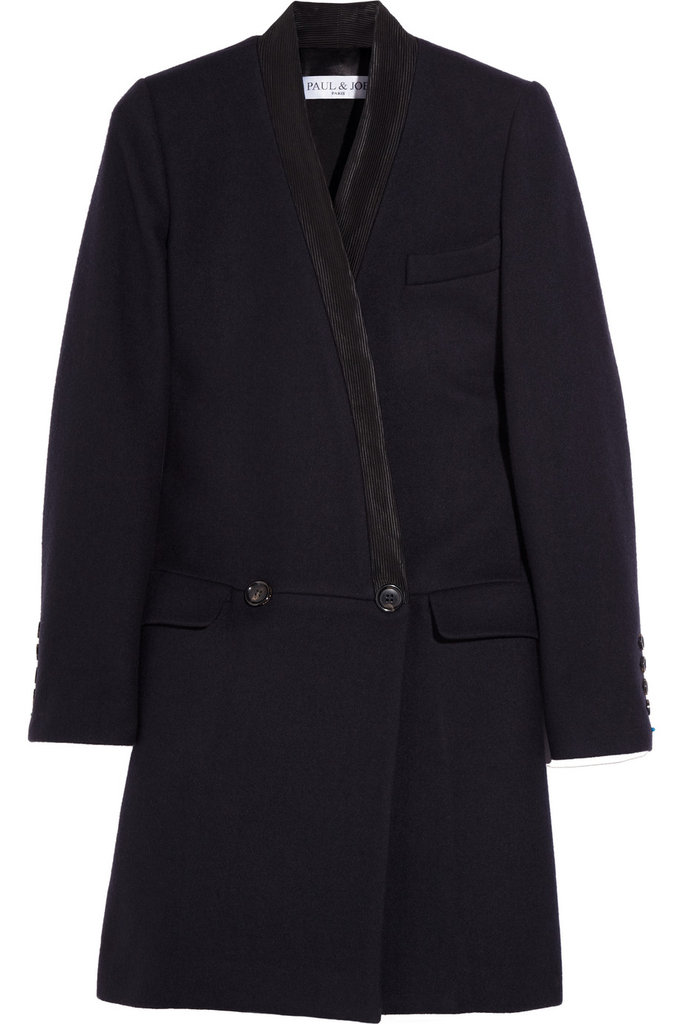 A double-breasted coat always looks clean and polished — snap up this Paul & Joe Scala Double-Breasted Wool Coat ($408, originally $815) before it's too late.