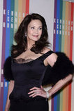 Lynda Carter made a glam entrance.