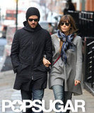 Justin Timberlake and Jessica Biel bundled up in NYC for the holidays, strolling side by side in December 2012.