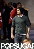 David Beckham and the LA Galaxy Revel in Their MLS Win