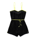 The fluorescent trim on this Juicy Couture