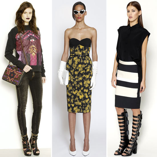 Michael Kors, Missoni, and DKNY Lead the Pre-Fall 2013 Pack
