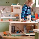The Land of Nod Modern Dollhouse