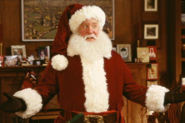 Scott/Santa Claus and Cupid, The Santa Clause 2