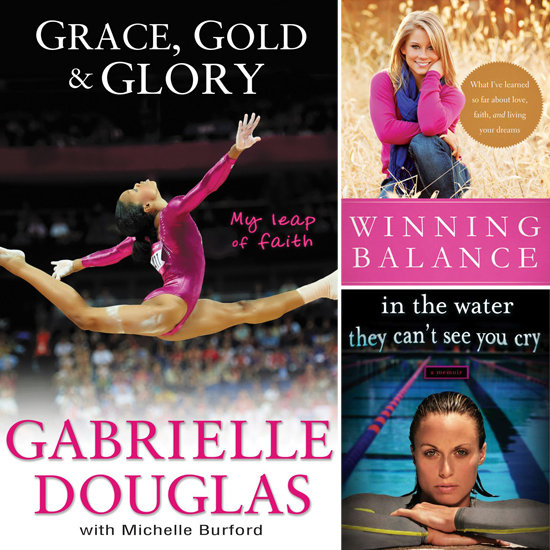 Books by Inspiring Female Olympians on Age, Body Image, and More