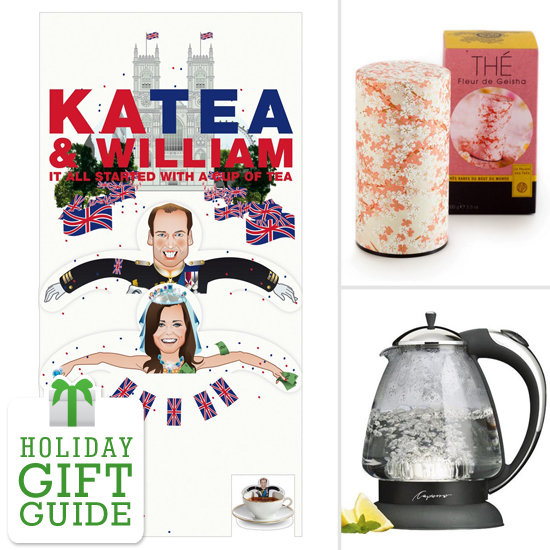 Care For a Spot of Tea?: Gifts For the Tea Enthusiast