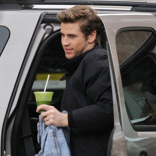 Celebrities on Set | Week of Dec. 3, 2012