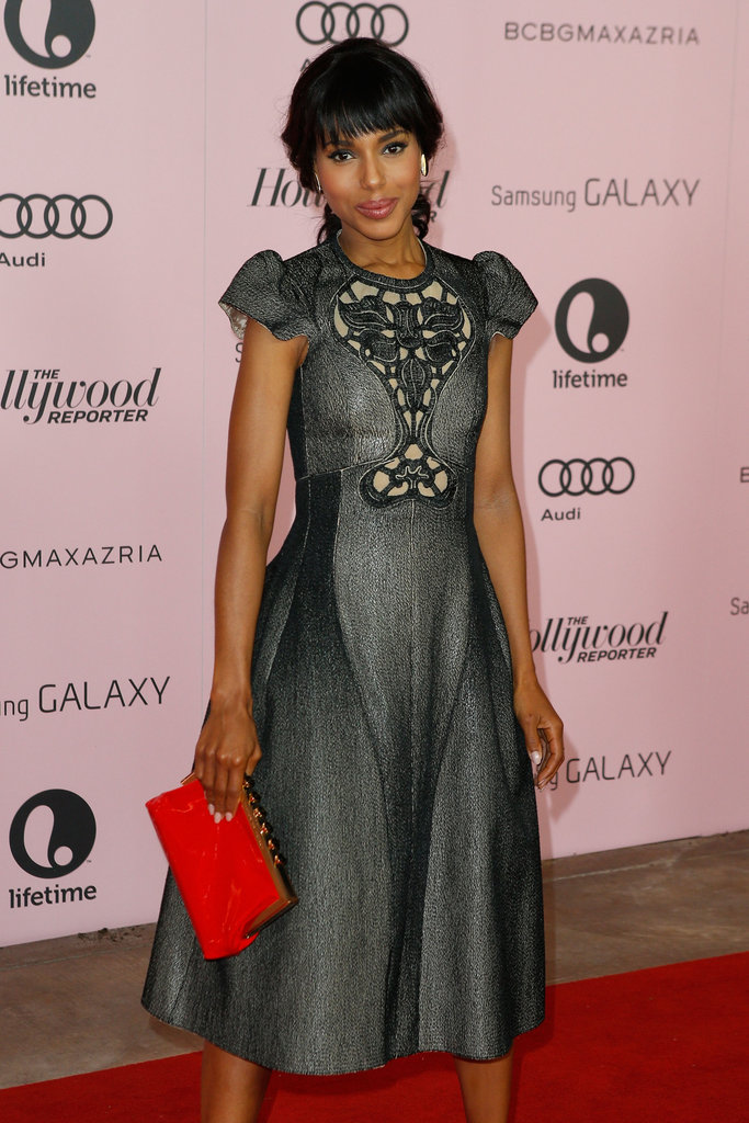 Kerry Washington attended The Hollywood Reporter's Power 100: Women in Entertainment breakfast in LA.