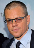 Matt Damon attended the Promised Land  premiere in NYC.