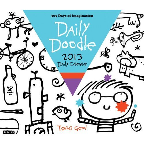 Taro Gomi Daily Doodle Calendar