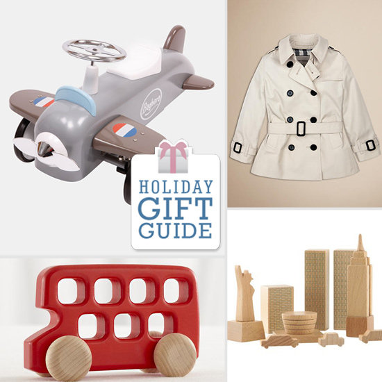Lil Gift Guide: Best Gifts For Jet-Set Kids