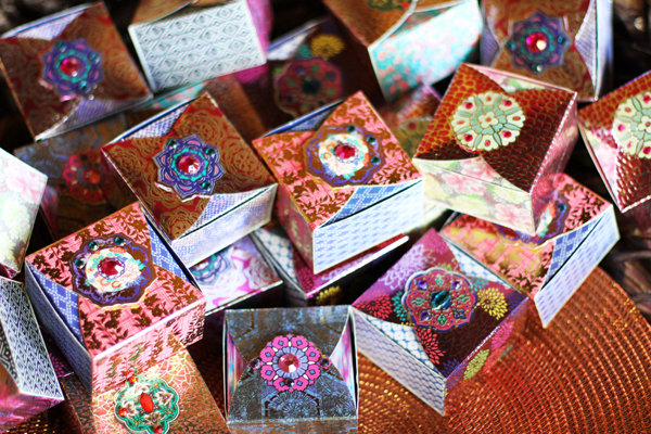 Moroccan Soap Boxes