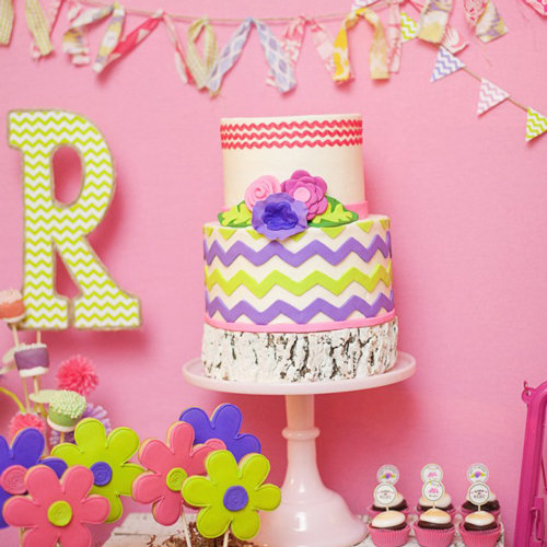 Best Kids' Birthday Party Themes of 2012