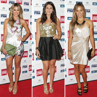 I Support Women in Sport Awards 2012 Celebrity Pictures