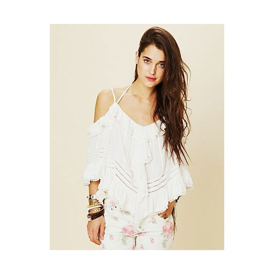 This top will take you from beach to bar effortlessly. — Laura, country manager shopstyle.com.au Top, approx $256, Free People