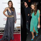 Justin Timberlake Supports Jessica Biel at Her Big Premiere