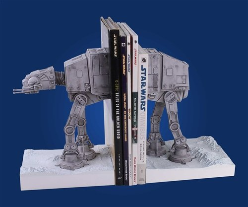 AT-AT Bookends