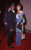 Whitney Houston and Bobby Brown, 1996