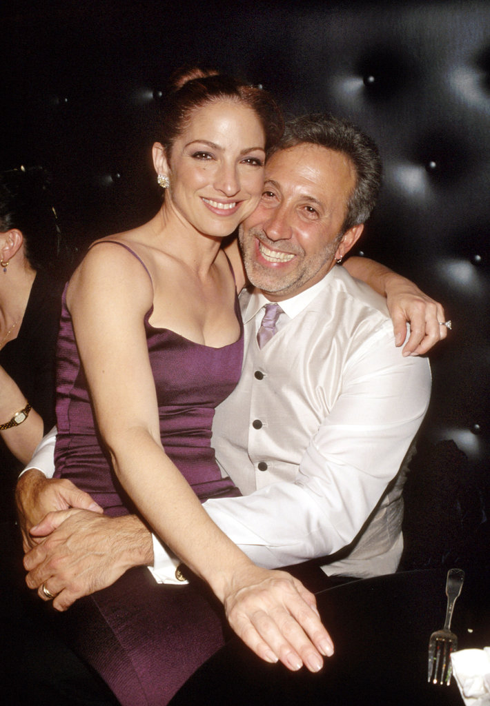 Gloria and Emilio Estefan, 1998