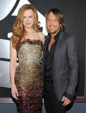 Nicole Kidman and Keith Urban, 2011