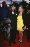 Kid Rock and Jaime King, 2000