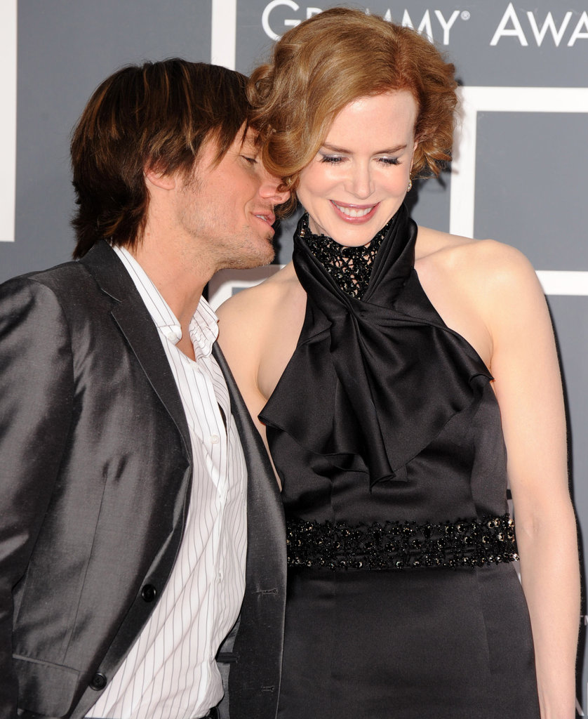 Nicole Kidman and Keith Urban, 2010