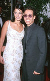 Marc Anthony and Dayanara Torres, 2000