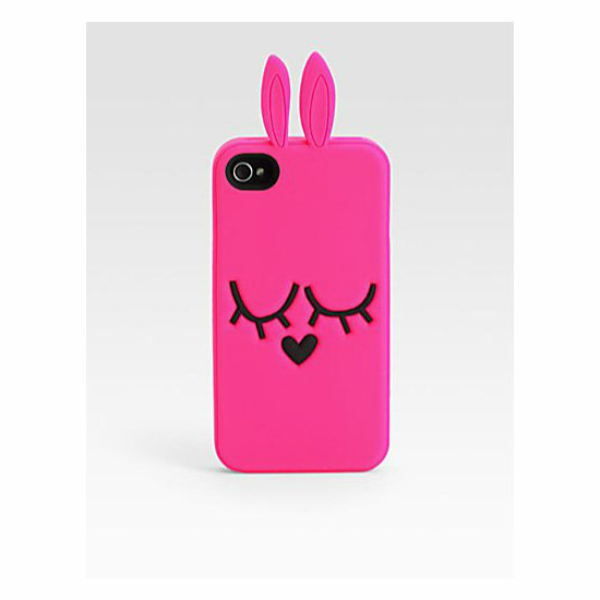 Marc by Marc Jacobs Katie Bunny Softcase for iPhone, approx. $49