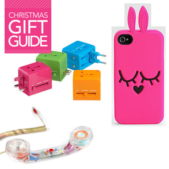 Christmas Gift Guide: Cute Gadgets and Technology