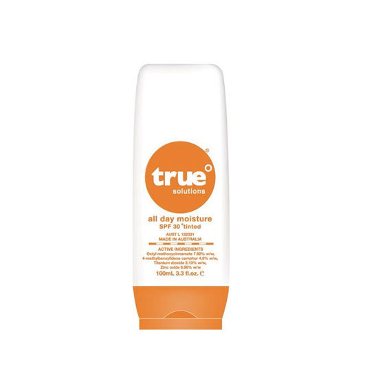 True Solutions All Day Moisturiser SPF 30+, $60