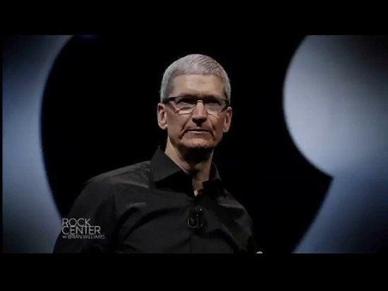 Tim Cook Talks About the Future of Apple (TV)