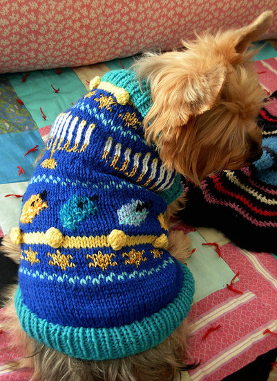 Cozy Hanukkah Sweater