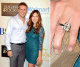 Curtis Stone proposed to Lindsay Price during a vacation in Positano over the Summer.