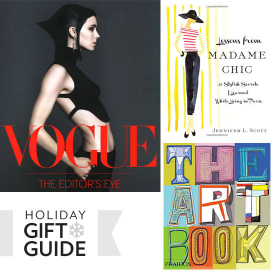 Who doesn't love a good read? Or at least a beautiful coffee-table book? If you're having trouble picking out gifts for your friends and family, then consider getting them one of the latest and greatest fashion and art tomes from FabSugar.