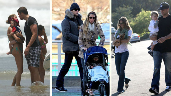 Video: Gisele and Tom Brady Welcome New Daughter, Vivian Lake!