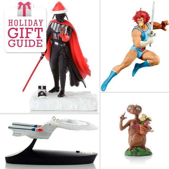 Hallmark Geek Ornaments