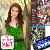 Felicia Day Shares Her Geek Gift Guide